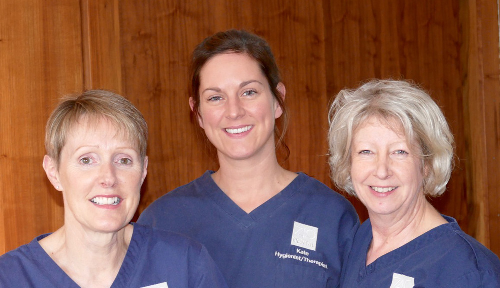 Meet The Hygiene Therapists at 740 Dental