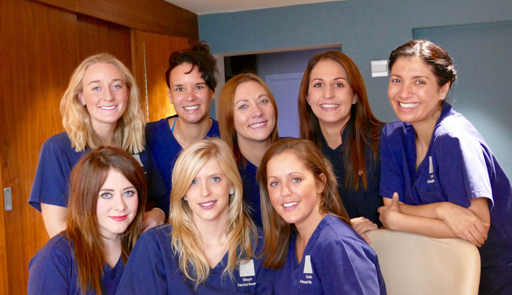 Meet The Dental Nurses at 740 Dental