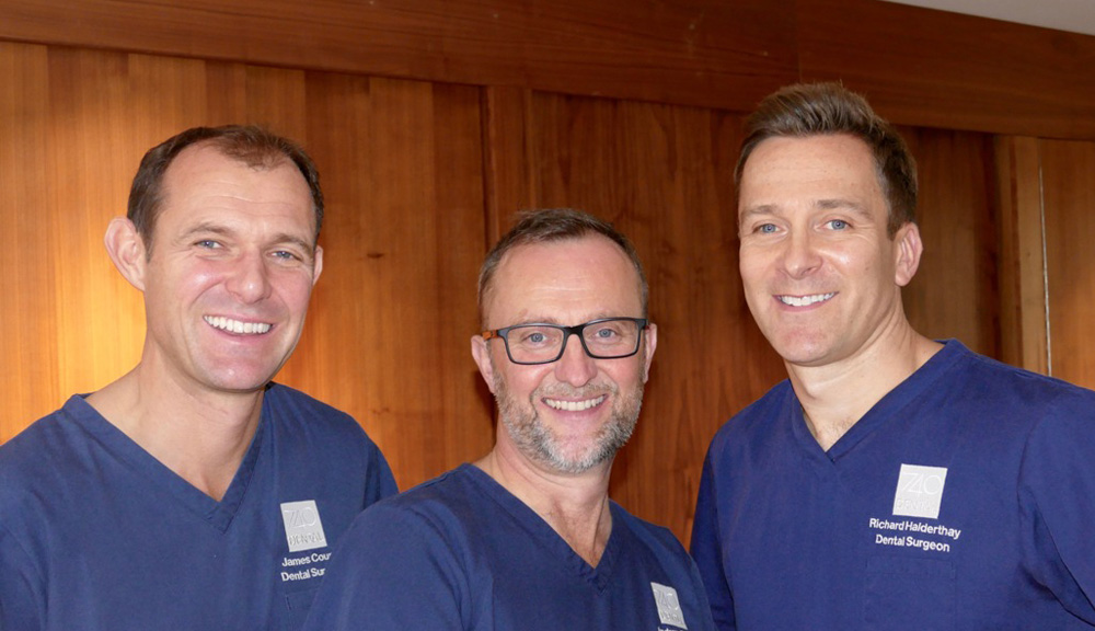 Meet The *No Pain Dentists at 740 Dental