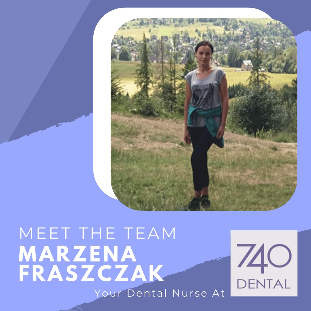 Marzena Fraszczak Dental Nurse